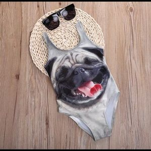 Other - Pug Swimsuit